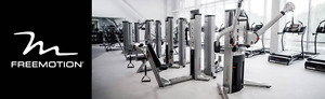 LifeFitness & Freemotion Commercial Gym Equipment For Sale