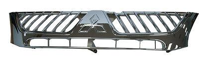Front Radiator Grille Chrome For Mitsubishi L200 Pickup K74 25TD 092004ON