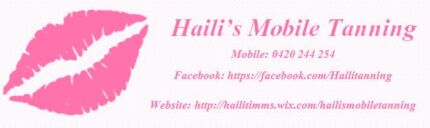 Haili's Mobile Spray Tanning Como Sutherland Area Preview