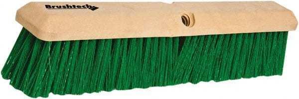 "PRO-SOURCE 24"" General Purpose Polypropylene Push Broom"