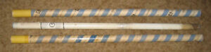 """Bronze Brazing Rod, 1/8"""" and 3/32"""" x 36"""", in tubes"""