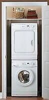 Looking for stackable washer dryer