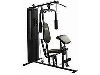 Everlast 58kgs Home Gym - hardly used.