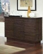 Perimeter Credenza With Expandable Top