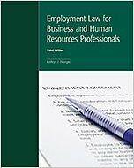 Employment Law for Business and Human Resources Professionals, 3
