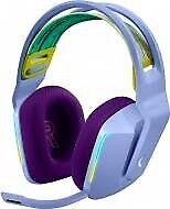 Logitech purple (981-000890) Lightspeed Wireless RGB Gaming Headset G733