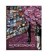 Microeconomics Krugman
