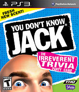 You Don't Know Jack for PS3