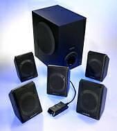 Creative Labs 5.1 Surround Sound system