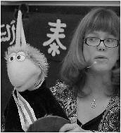 Funny lady; international entertainer!ComedyVentriloquist!