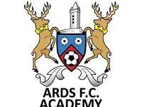 Ards fc academy 2005 team