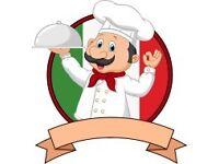 Head Chef or Senior Sous Chef - Italian Restaurant W2