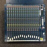 Allen & Heath Mixer Good Condition 16 Channel