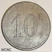 France 10 Cent