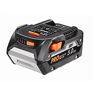 AEG twin 5.0ah 18v batteries brand new Revesby Bankstown Area Preview