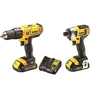 Dewalt 18v brushless drills two batteries and charger kit Revesby Bankstown Area Preview