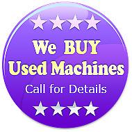 We Buy Used Vending Machines