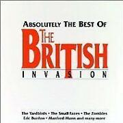 British Invasion CD