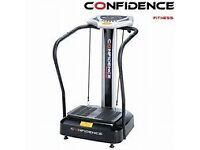 Confidence Fitness Vibration Plate Trainer