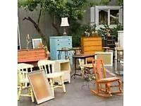 Wooden furniture wanted