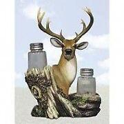 Deer Salt and Pepper Shakers