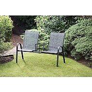 Tete-a-Tete Garden Seat from B&M