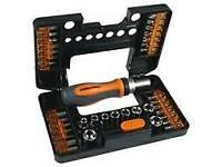 Ratchet screwdriver set *Brand New*