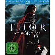 Thor Blu Ray