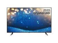 BRAND NEW 2020 Samsung 55In Smart 4K UHD HDR LED TV UE55TU7020KXXU BARGAIN £380