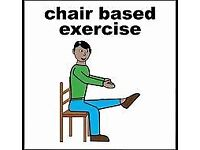 adult chair based exercise classes