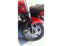 Honda CBF125 spares