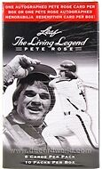 2012 Leaf The Living Legend - Pete Rose Baseball Hobby Box - One Auto Per Box!