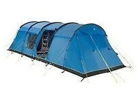 Hi gear kalahari 8 green tent with porch