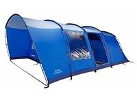 Vango Anteus 600 Family Tent plus front awning nearly new