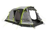 Cirrus 4 inflatable tent.