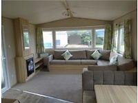 2 Bed Caravan *holiday rentals only*