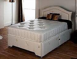 ZAHRAA POCKET DIVAN BED