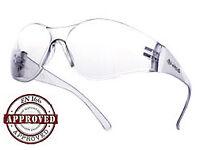 Bolle Bandido Wraparound Safety Glasses