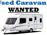 Caravan wanted cash today genuine buyer