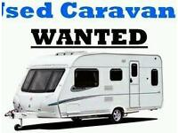 I am looking for a 2/4/5 berth caravan