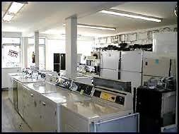 """This """"THURSDAY"""" 9am to 6pm    - -  WASHERS  $240 to $390 / DRYERS $180 to $220    Used """"SALE""""   at  9267 - 50 St"""
