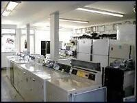 """USED APPLIANCE """"SALE-  FRIDGES STOVES WASHERS DRYERS D/W's"""