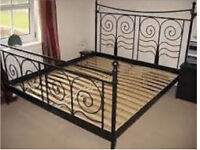 IKEA Noresund Double bed frame.