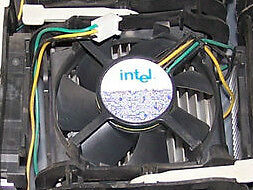 Intel Computer Heatsink Fan