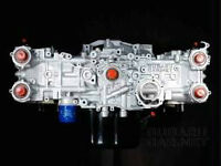 Moteur Subaru Reconstruit EJ20  DOHC TURBO Long (Long block)
