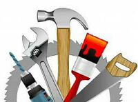 LOCAL HANDYMAN FOR ALL YOUR HOME REPAIRS - EXTERIOR AND INTERIOR