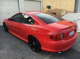 2002 Holden Monaro Coupe **12 MONTH WARRANTY** West Perth Perth City Area Preview