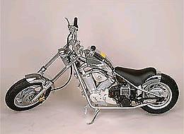 110cc mini chopper!! PRICE REDUCED!!!!
