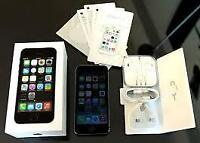 Space Grey iPhone 5S 16GB - BELL - VIRGIN MOBILE - SOLO - MINT