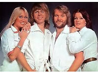 WANTED ABBA & ABBA RELATED VINYL LPs